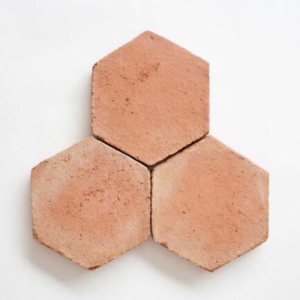 Ladrilho Terracota Hexagonal Estoi 15