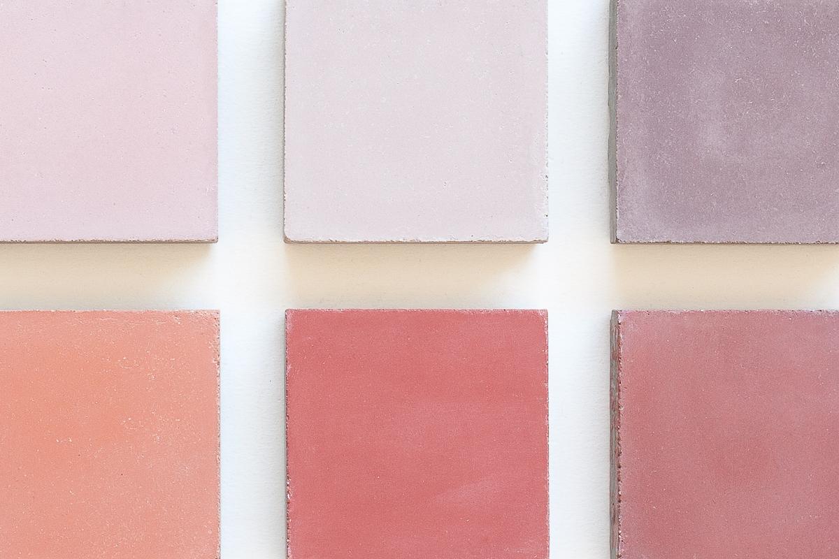 Mosaico hidraulico todas as cores Cemente tiles all colours