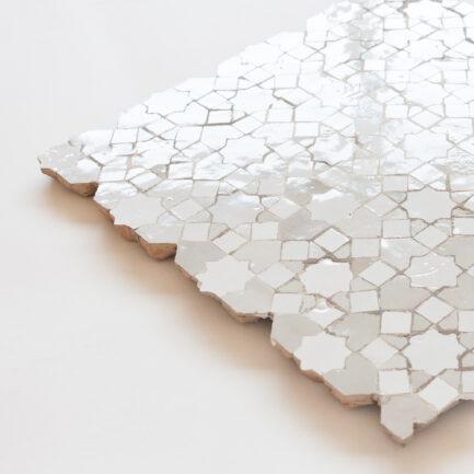 Zellige Placa Mosaic Fez