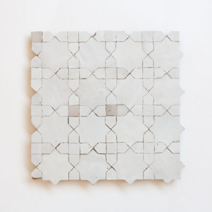 Zellige Placa Mosaic Marrakech