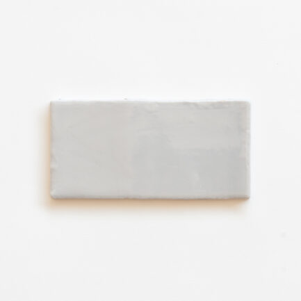 Azulejo vidrado Retangular Smoke Grey - Rectangular Glazed Tile Smoke Grey