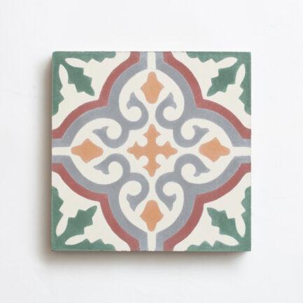 Mosaico Hidráulico Encaustic cement tile Autumn Sevilla