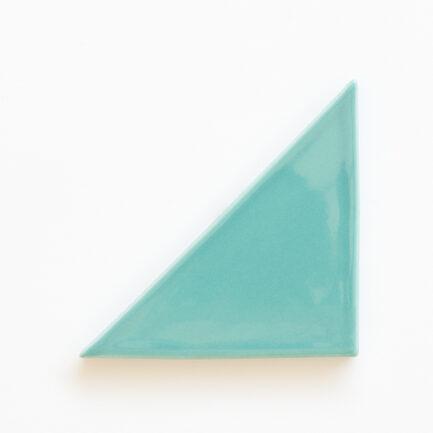 Azulejo Wedge Triangle Green Dream - Wedge Triangle Glazed Tile AZTTT1212LBTSGDREAM - Loja do Azulejo - Tiles Shop-3