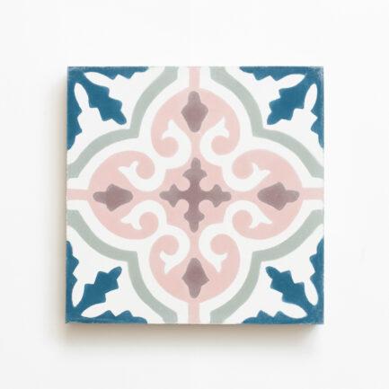 Mosaico Hidraulico Spring Sevilla - Cement Tile - Loja do Azulejo - Tiles shop online 1