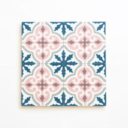 Mosaico Hidraulico Spring Sevilla - Cement Tile - Loja do Azulejo - Tiles shop online 3