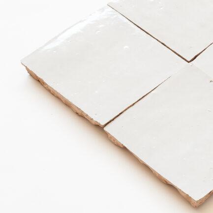 Zellige Pearl White - Loja do Azulejo - Tiles shop online 6